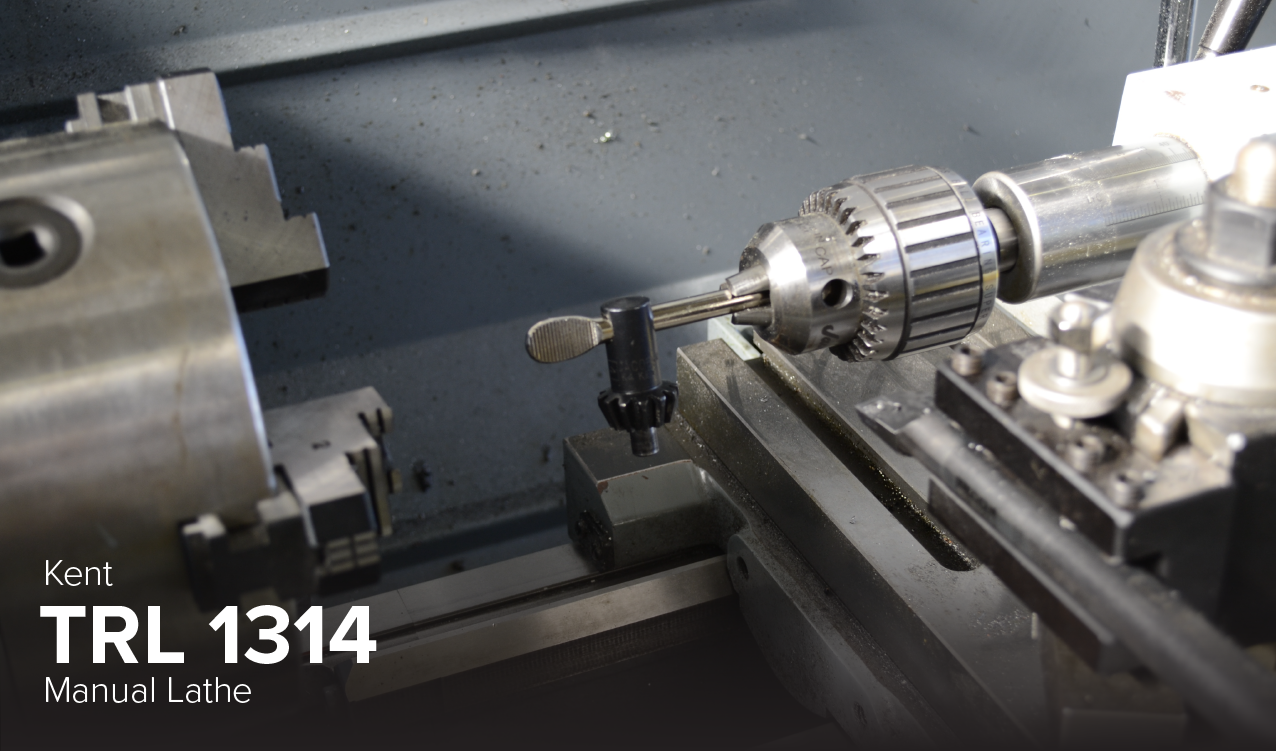 image of Kent TRL 1314 Manual Lathe at CDME