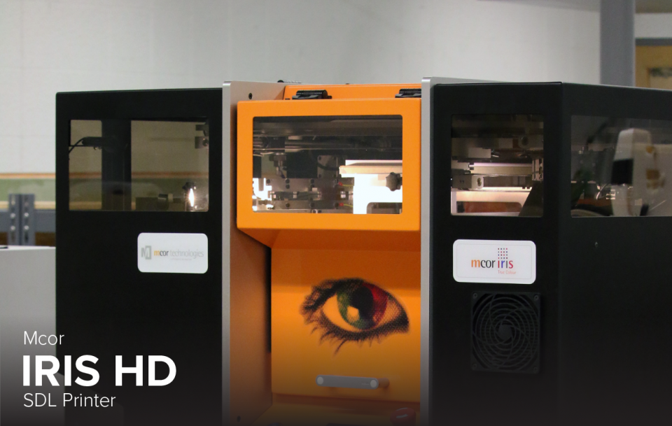 image of Mcor Iris SDL Printer at CDME