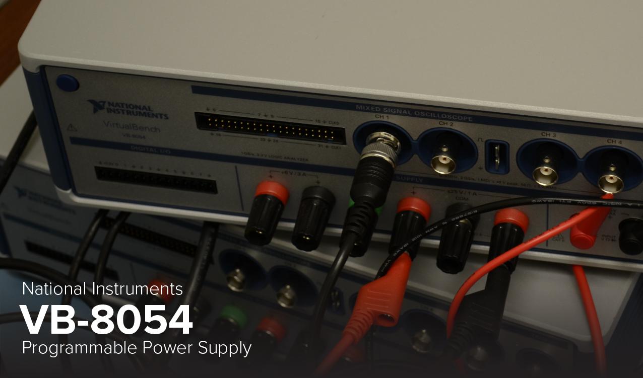 photo of NI VB-8054 Programmable Power Supply
